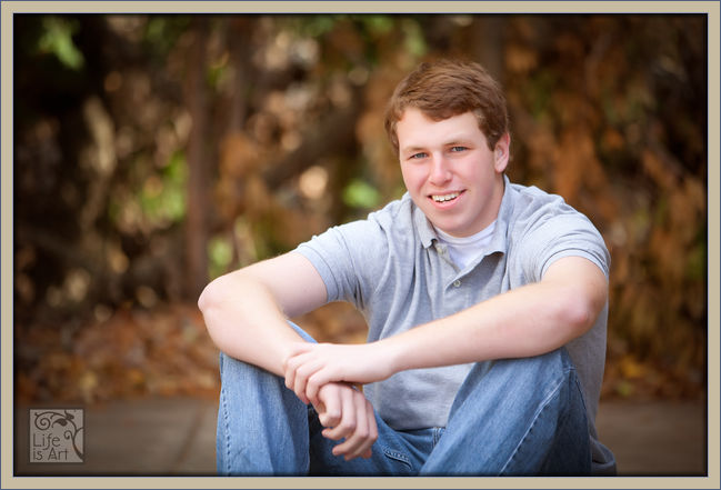 Madison Edgewood high school senior portrait