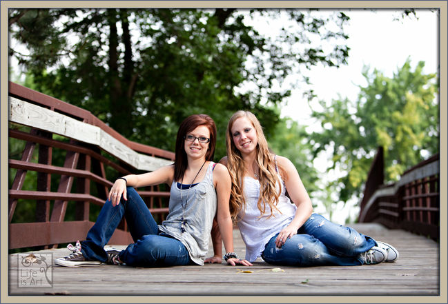 Green Bay high school senior portraits