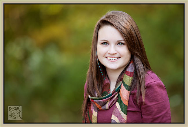 Lake Geneva high school senior portraits