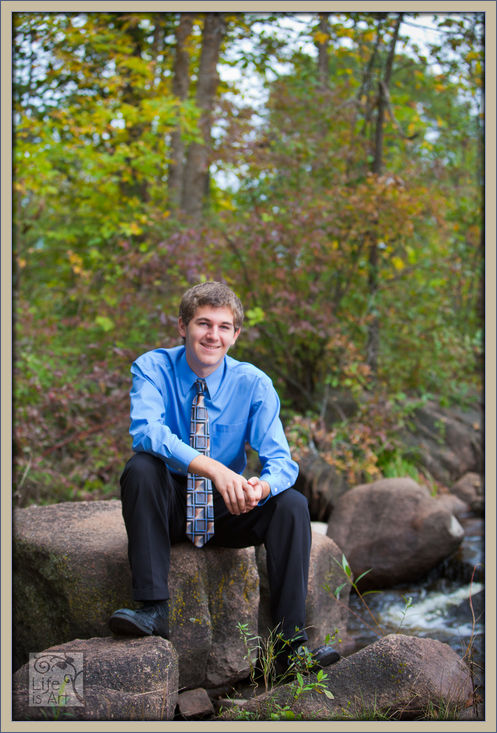 Stevens Point SPASH senior photos