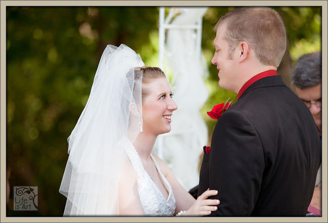 Green Bay Botanical Garden wedding