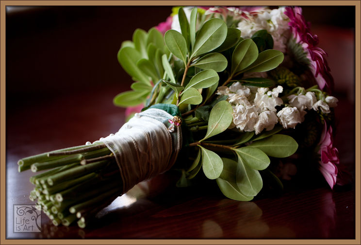 Marshfield wedding bouquet