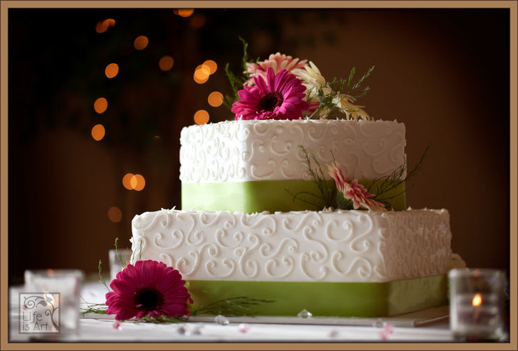 Marshfield wedding cake