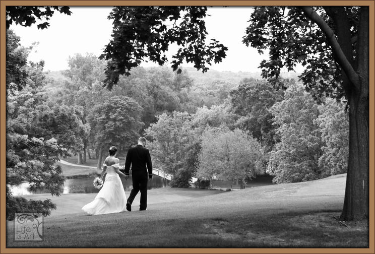 Menomonee Falls Silver Spring Country Club Wedding