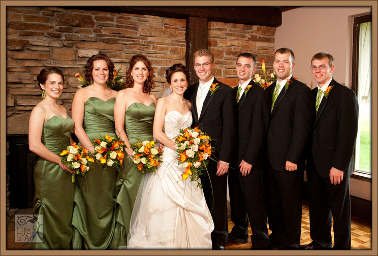 Stevens Point wedding