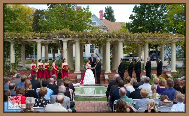 Yawkey House Wausau Wedding
